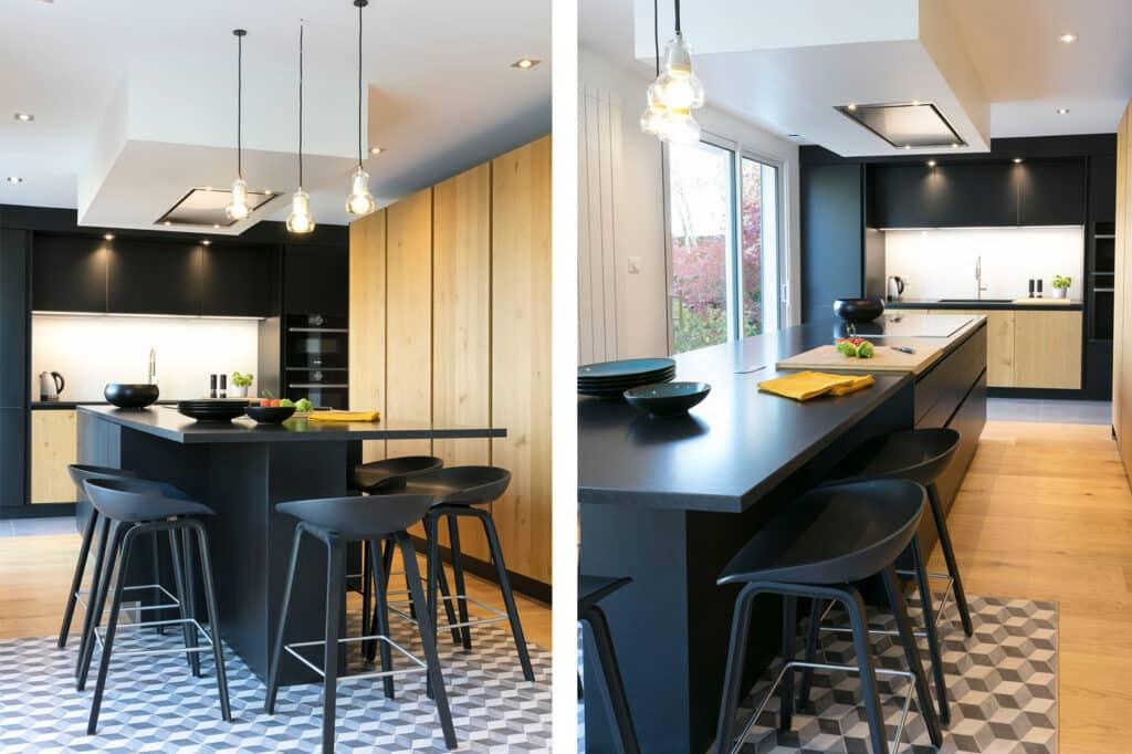 Conception cuisine design - Paris Yvelines