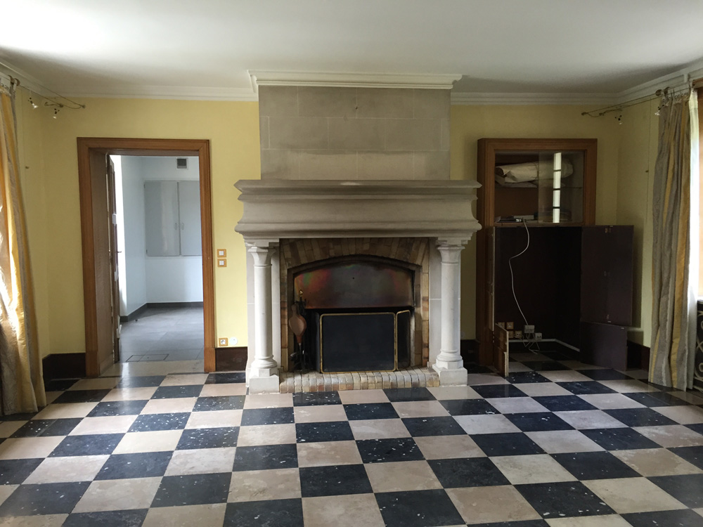 renovation interieur avant après