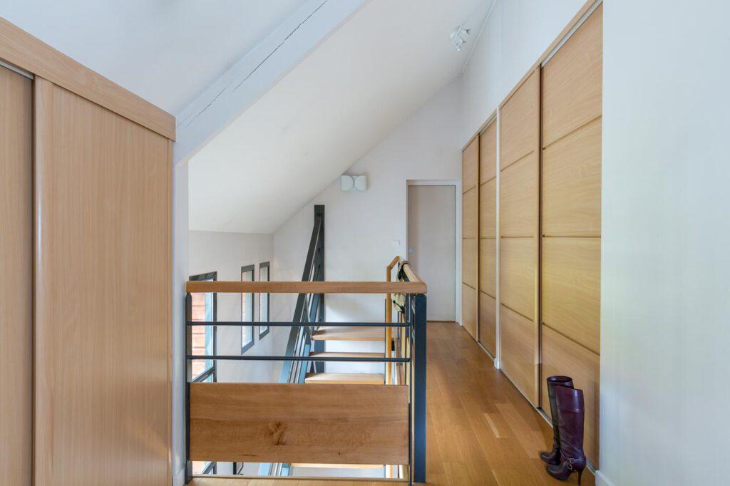 Design sur mesure - Maison Paris, by Christiansen Design, Architecte d'intérieur et Décorateur à Paris, Yvelines, Hauts de Seine, Provence